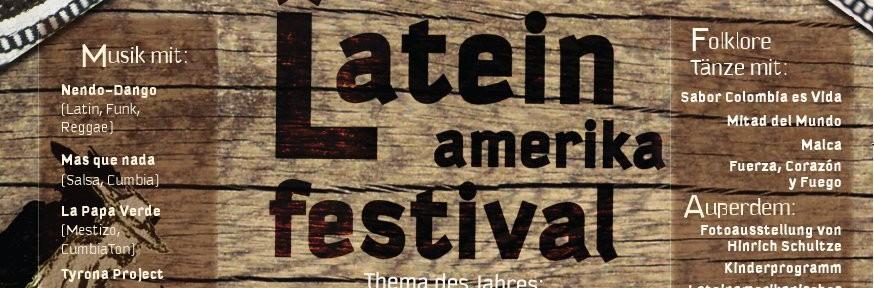 Lateinamerikafestival