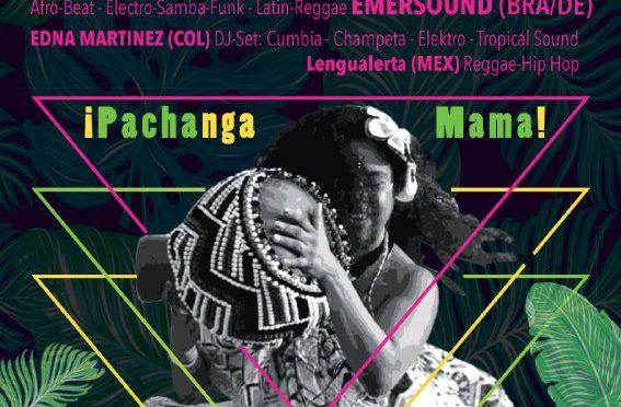 22. Lateinamerika-Festival 12. und 13. Oktober